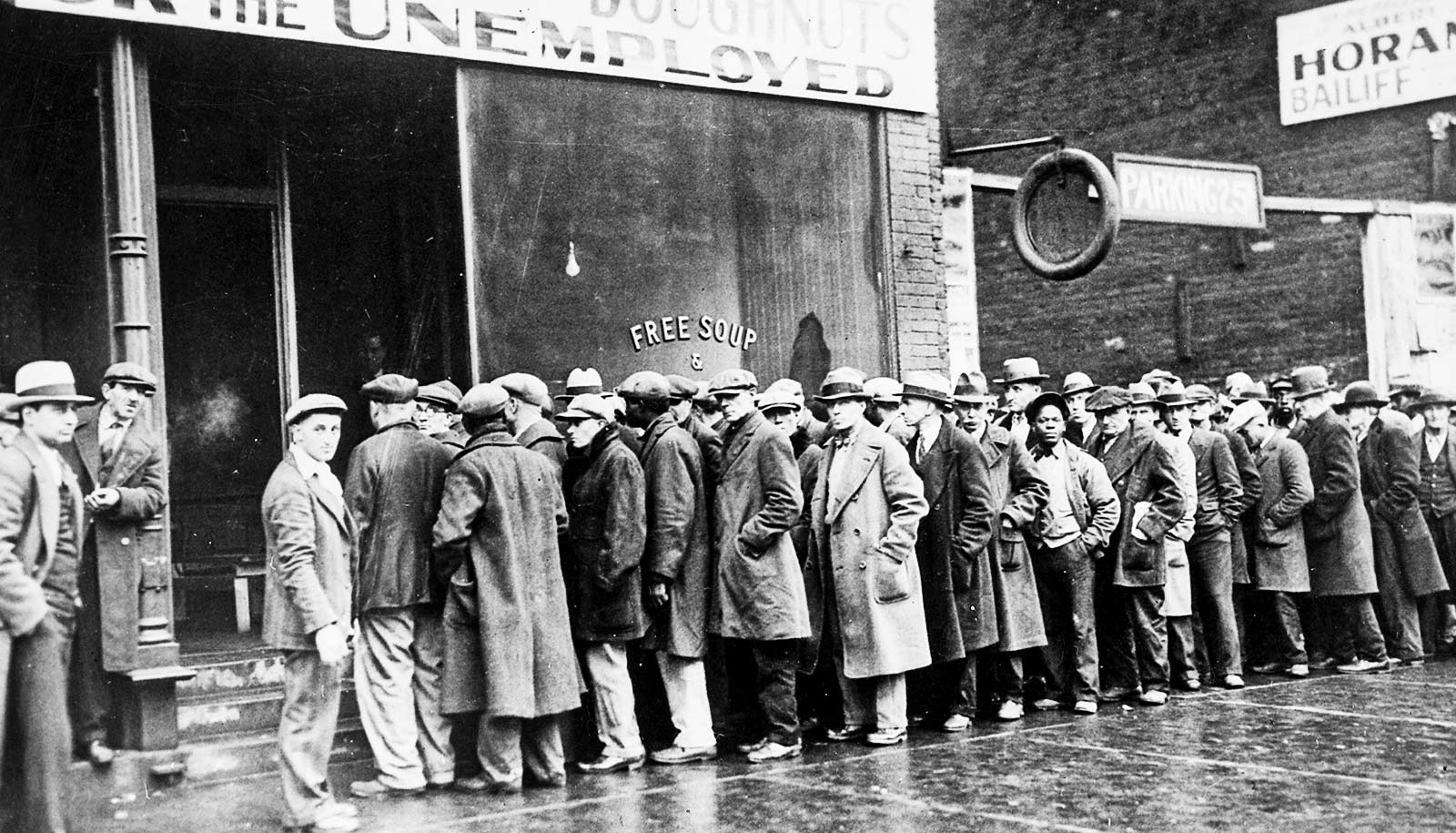 The Great Depression Proved We Need Government In A Crisis Futurity