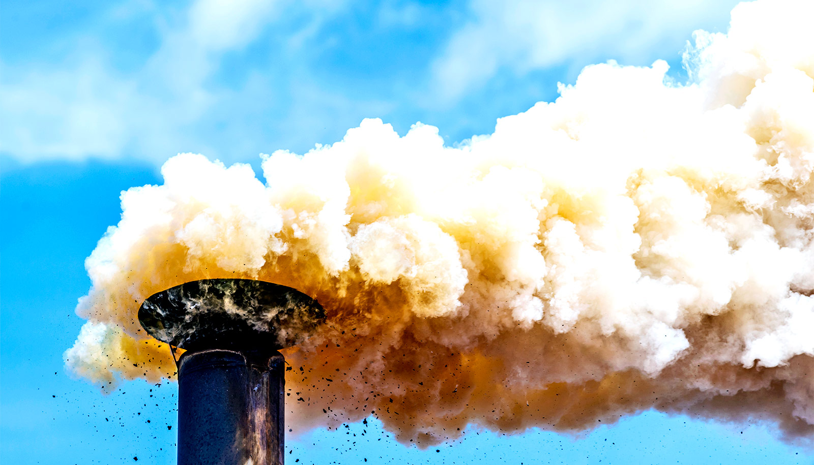 Map shows good and bad news on air pollution - Futurity