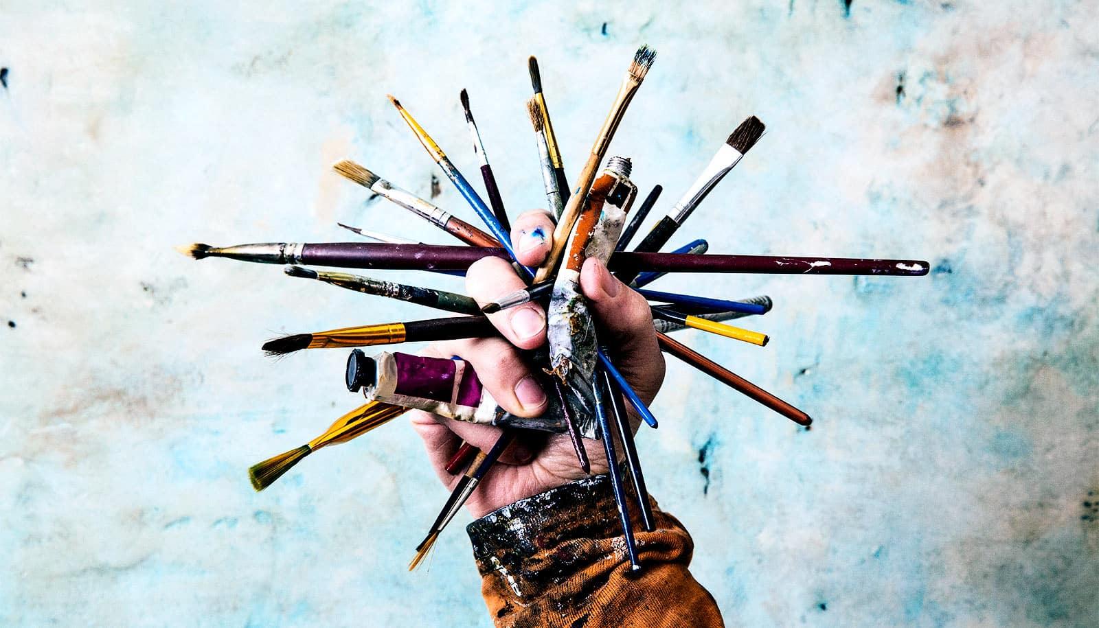 Especialistas: em foco a arte é um cabeça de bloqueios 1