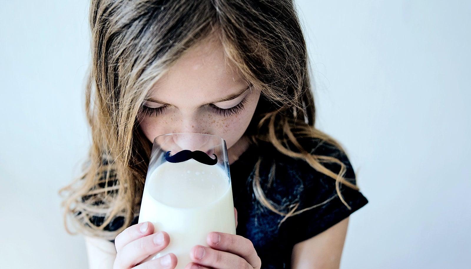 O leite cru pode abrigar muitas bactérias resistentes aos medicamentos 1