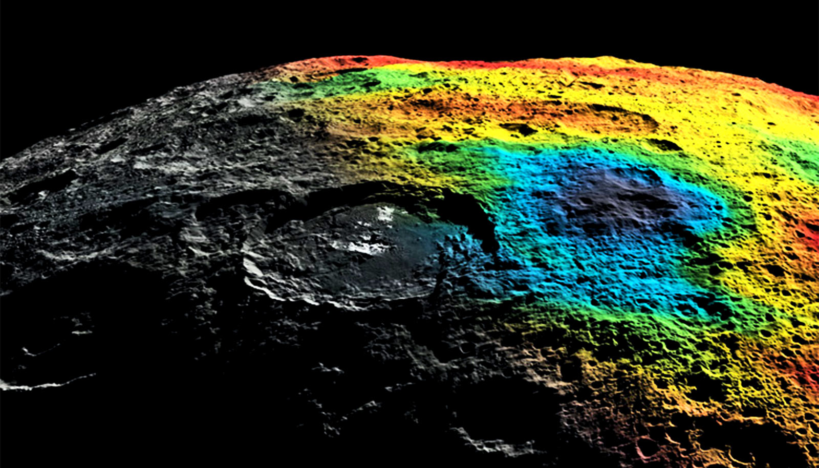 Dwarf planet Ceres may have salty water inside - Futurity