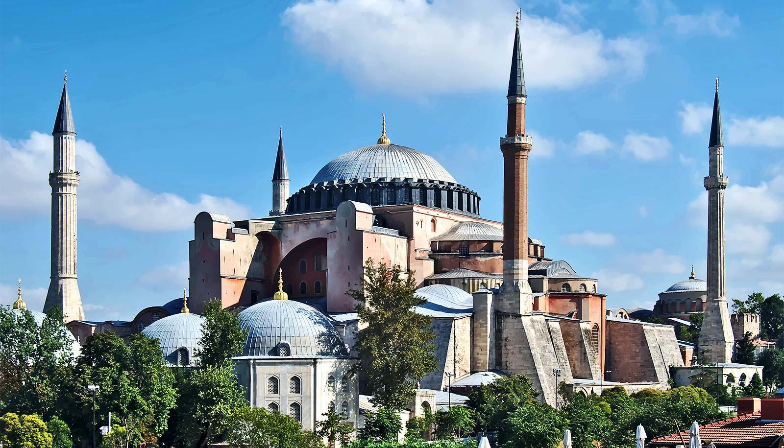 Hagia Sophia 'time tunnel' linked Ottoman and Roman Empires - Futurity