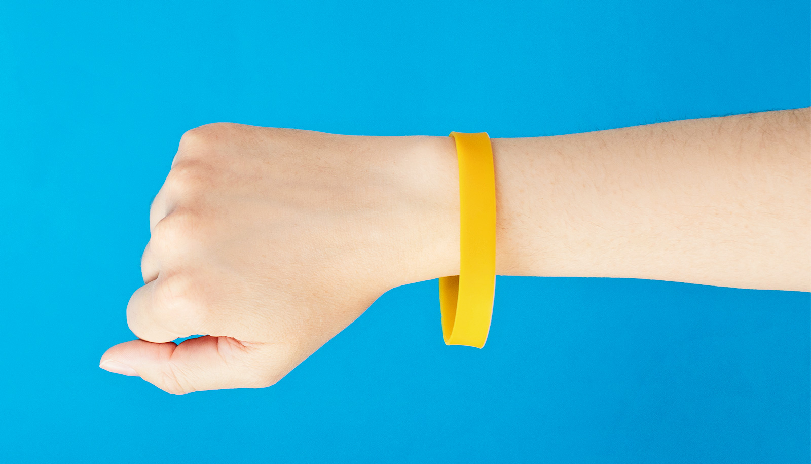 Silicone wristbands detect chemicals harmful to pregnancy